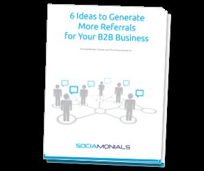 B2B Whitepaper referral marketing