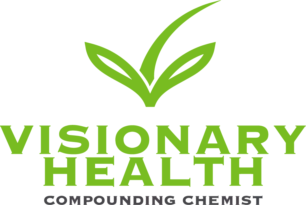 Visionary Health Compounding Chemist logo