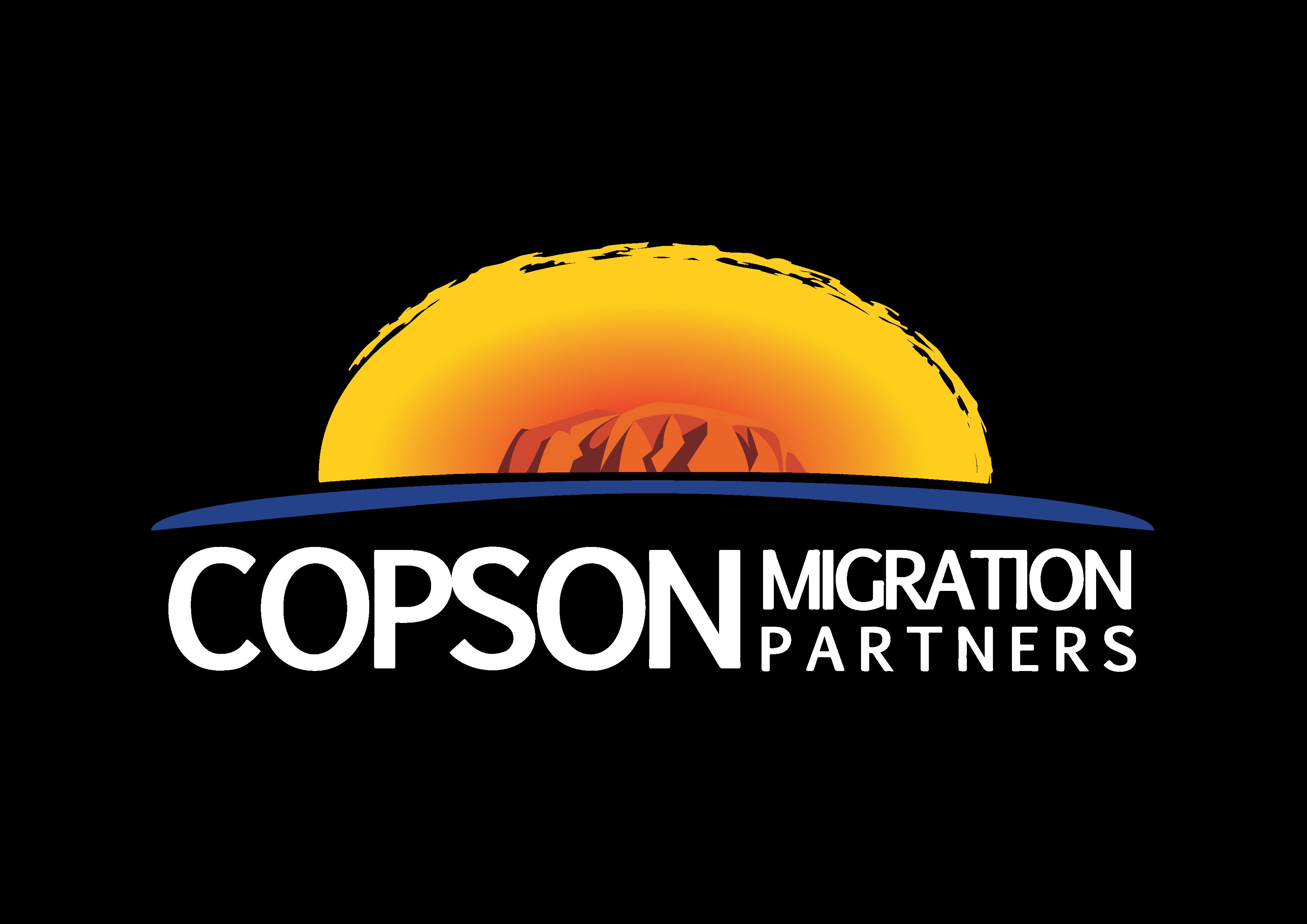 Copson Migration Logo